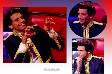 MIKA AUX BATTLES DE THE VOICE 6