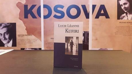 Lucie Léanne Kufiri. Salon du livre 2017