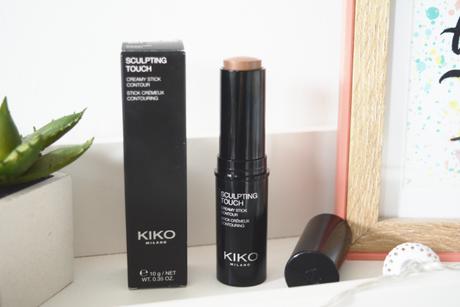 Le contouring crème simple et rapide avec la Sculpting Touch de Kiko !