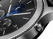 Test montre connectée Samsung Gear