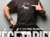 """Paul Cartney """"si abattoirs avaient murs verre tout monde deviendrait végétarien"""""""
