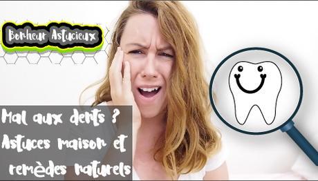 mal aux dents remede maison