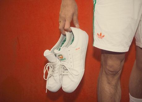 Adidas Skateboarding présente une réédition de la «Hélas Collection»