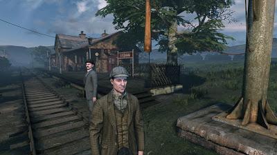 Mon jeu du moment: Sherlock Holmes Crimes & Punishments