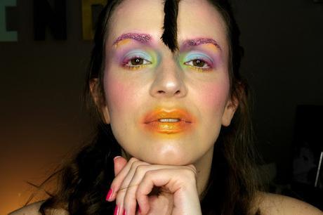 Keep Calm And Be A Unicorn⎪Festival Makeup