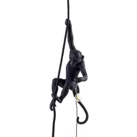 Luminaire-exterieur-Seletti-MONKEY-Suspension-exterieur-Singe-suspendu-Noir-H80cm-19918-303