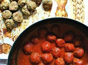 boulettes cuites four sauce tomate