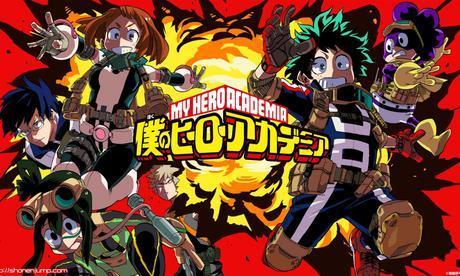 My Hero Academia (Buko No Hero Academia)