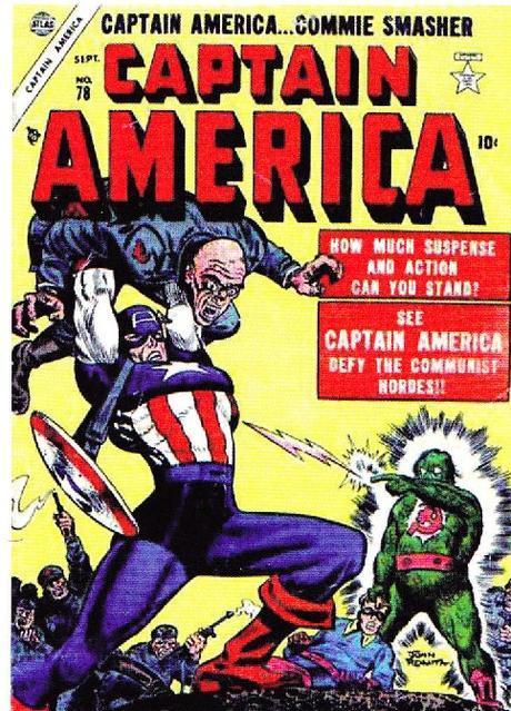 Les comics de super-héros et la politique