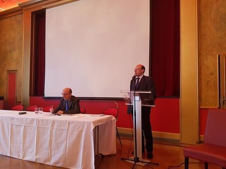 L'actualité de Benjamin Constant, Colloque à Lausanne, pour le 250e anniversaire 1/2