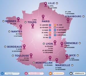 Les Mardis du Handicap 2017 : encore une belle initiative pour le handicap en France