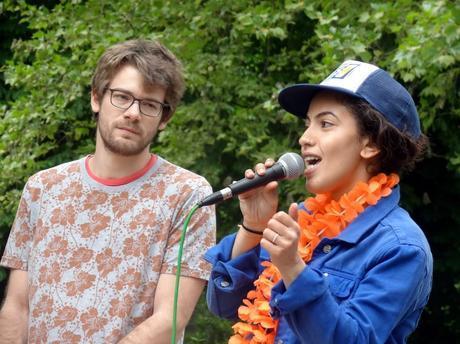 Sunkies au Parc de Bruxelles le 7 mai 2017