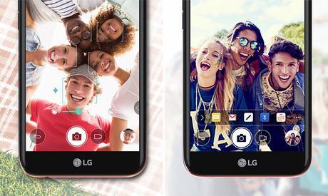 Quick Share LG K10 2017
