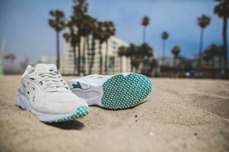 Size x Ascis Gel DS Trainer 24 Hours In LA