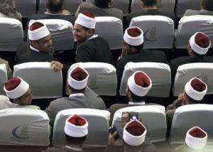 Et avec le Bon Dieu, vous en êtes où ? : le pouvoir égyptien et l'institution religieuse