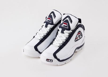 Peut-on se laisser tenter par la réédition des mythiques sneakers Fila 96 GL?