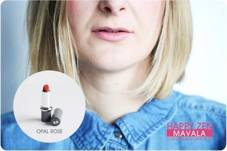Les rouges à lèvres Happy Zen de Mavala : swatch en vidéo !