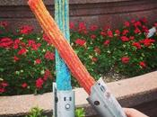 Disneyland lance Churros sabre laser