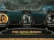 Joycity annonce Pirates Caribbean: Tides