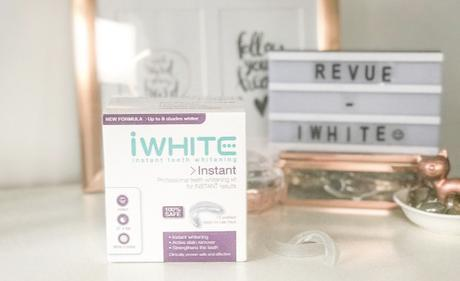 Blanchiment dentaire maison IWhite : Efficace ou pas ?
