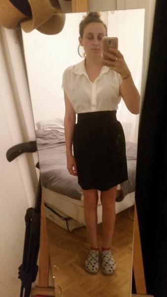 Garde robe Capsule : le chemisier
