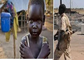 Entre la famine et la guerre : un pays tout neuf, le Soudan du Sud.