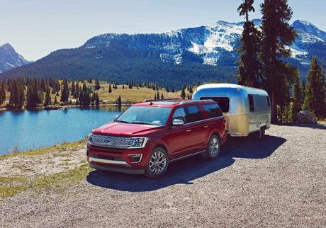 Ford Expedition 2018 – encore meilleur