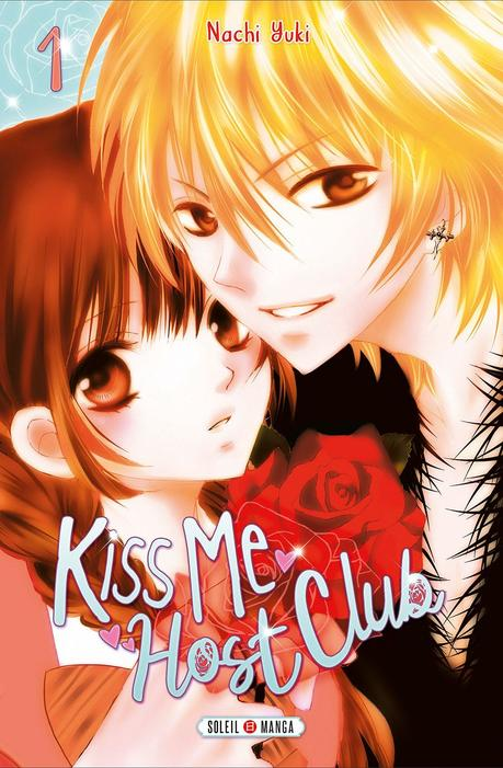 Kiss me host Club tome 1