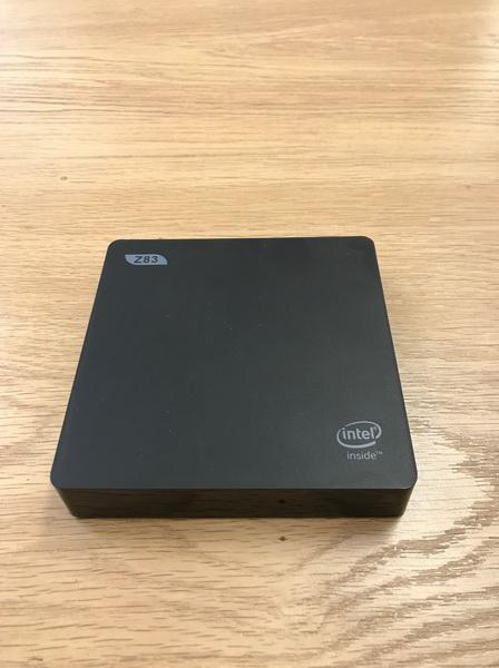 Test du mini PC Bqeel Z83 II
