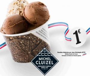 Manufacture Michel Cluizel Glace chocolat Paris promotion