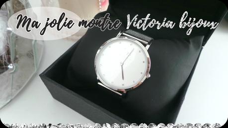 Ma jolie montre Victoria bijoux