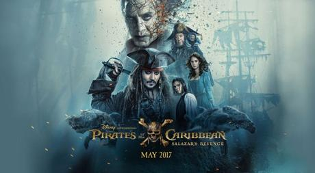 Pirates of the Caribbean: Dead men tell no tales (Ciné)