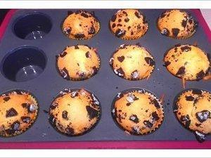 Muffin au oréo au thermomix ou sans