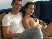Bientôt enfant pour Georgina Rodriguez Cristiano Ronaldo?