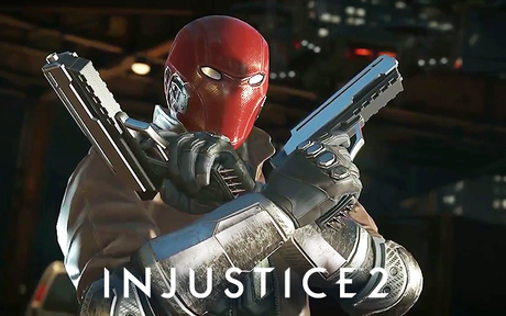 GAMING | Injustice 2 : Un trailer gameplay pour Red Hood !
