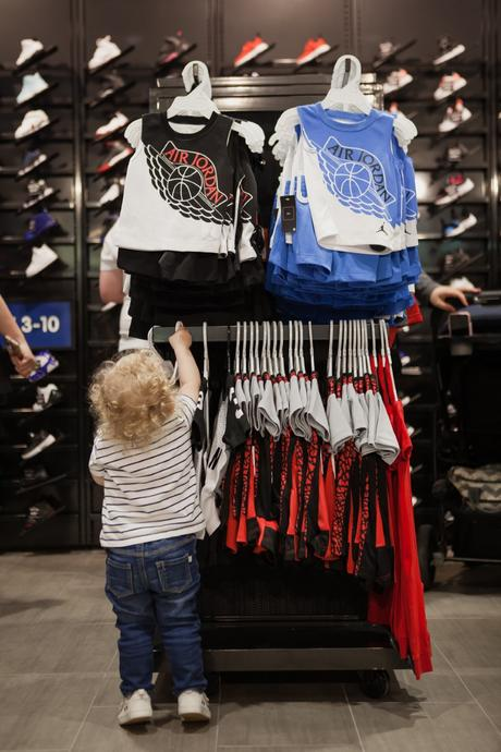 Kids Footlocker, un premier magasin au Québec!