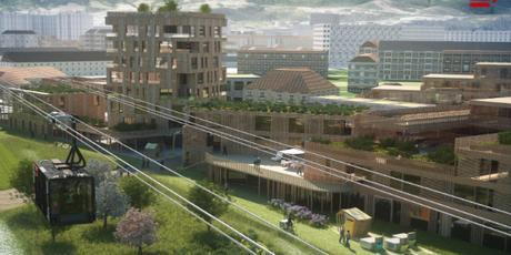 Ce que la ville du futur peut apprendre de la nature