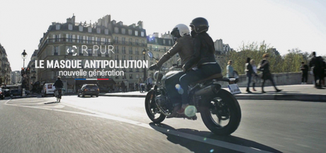 masque anti pollution france