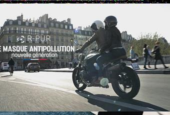 masque anti pollution made in france