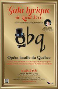 Gala lyrique de Laval 2017