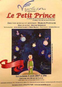 Le petit Prince- Les Voix d'elles