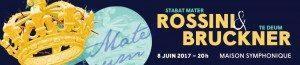 Choeur Classique- Rossini et Bruckner