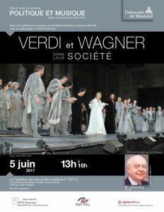 Verdi et Wagner dans leur socété
