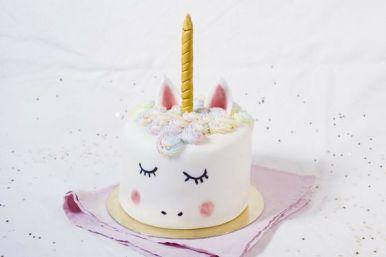 gateau licorne fashion cooking
