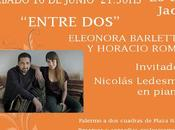 Eleonora Barletta Horacio Romo chez Jacqueline Sigaut samedi l'affiche]