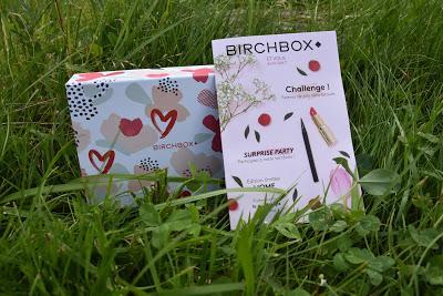 Birchbox Avril, Mai et Juin 2017 !
