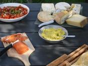 Oeufs mimosa légers (sans mayonnaise) brunch côté salé Défi Cuisinez pour buffet