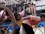 Thaïlande, ministre mini-short, reprise guerre cultures