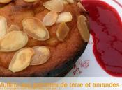 Muffins pommes terre amandes