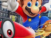 [E3'17] Super Mario Odyssey Octobre Switch